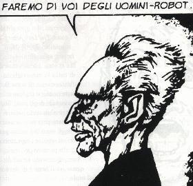 uomini robot