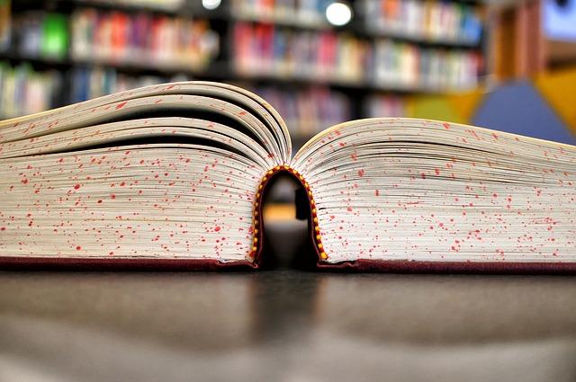 Foto Pixabay http://pixabay.com/it/libro-aperto-pagine-biblioteca-92771/