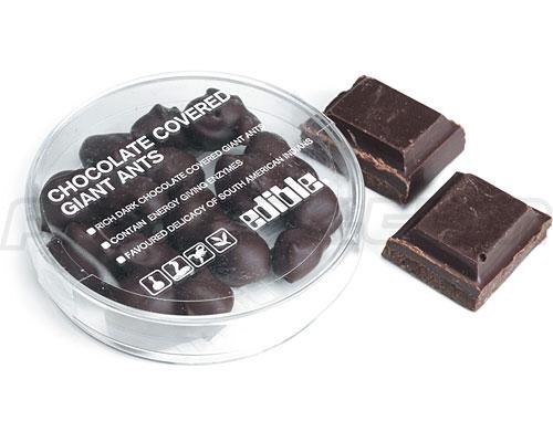 cioccolatini di formiche giganti al fondente superiore
