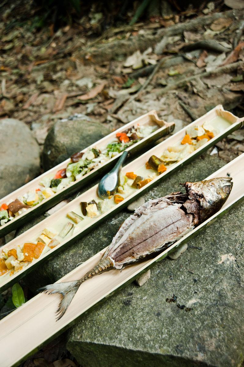 """La """"Bamboo dinner"""" in Thailandia: quando cucinare è davvero ecosostenibile"""