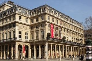 Il teatro della Comédie Française, a place Colette