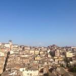 Alla scoperta di Perugia, d'in su la vetta della torre antica