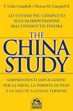 The China Study, copertina del libro