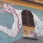A Dozza Imolese, paesino da fiaba dove i muri sono dipinti di sogni
