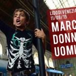 Profughi: a Venezia e in 60 città italiane domani la Marcia delle Donne e degli Uomini scalzi