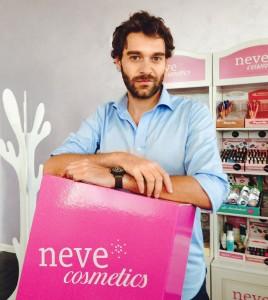 Marco Aghem, amministratore delegato Neve Cosmetics srl.