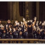 """Il coro """"Mani bianche Roma"""": quanto è bello cantare con la Lingua dei segni"""