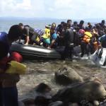 Profughi: tra i siriani arrivati in Grecia, la voce dei sopravvissuti ad un naufragio