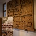 Una mostra itinerante di sculture in legno per raccontare il rapporto tra uomo e boschi