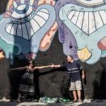Street art: a Selci in Sabina un museo all'aria aperta per colorare il paese