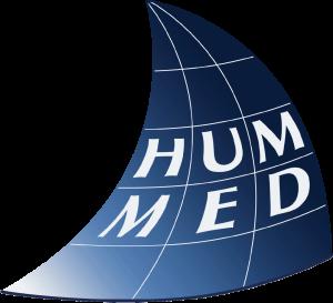 Il logo della Rete Euromediterranea Hum Med.