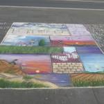 Amedeo, l'artista di strada che colora l'inciviltà delle nostre città