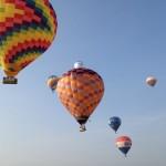 Alla Reggia di Monza il Festival del Volo, mongolfiere in cielo e oggetti storici in mostra
