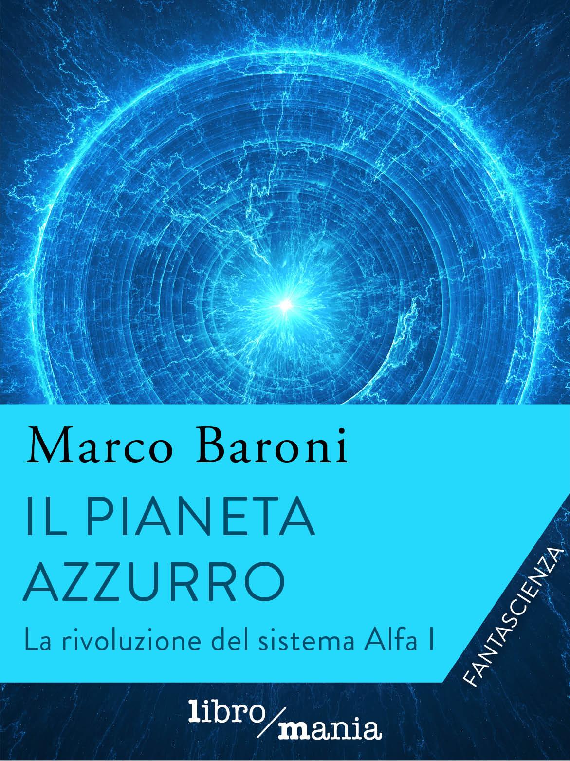 La copertina del libro di Marco Baroni.