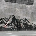 Roma: si inaugura il murale di William Kentridge a Lungotevere. Ma non sarà eterno