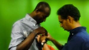 Emmanuel e Yaso