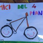 Solidarietà: ciclista settantenne in viaggio da Pavia a Kiev per i bambini malati di tumore