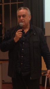Fausto Carotenuto (foto Laura Sacchi).