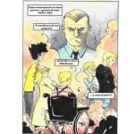 Nasce in Italia il primo fumetto che ha come protagonisti ragazzi con disabilità