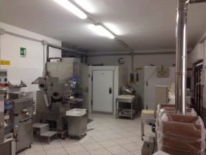 il laboratorio della famiglia G