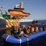 127 migranti salvati dalla nave di piccoli-grandi eroi. Una bella notizia che non fa più notizia