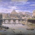 Roma: com'era la vista su San Pietro prima di via della Conciliazione? Una mostra lo spiega