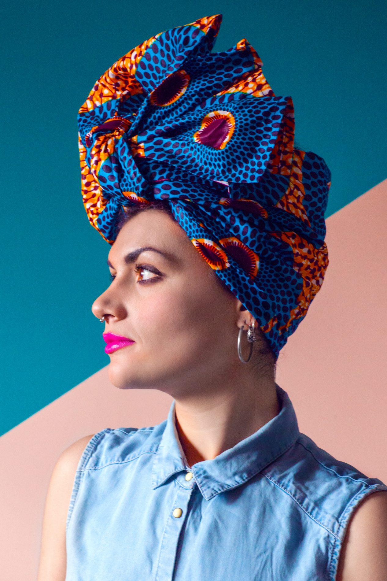 Preferenza La passione per il cucito e i tessuti africani wax: la storia di  RB36