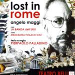 """Teatro: """"Lost in Rome"""" di Palladino, una Roma da ridere nonostante buche, magagne e ruberie"""