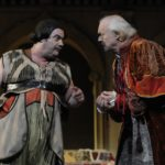 """""""Troppo trafficu ppi nenti"""" al Globe Theatre di Roma. Sarà messer Crollalanza o Shakespeare?"""