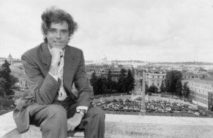 Renato Nicolini, ideatore dell'Estate romana