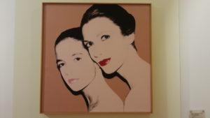 Tina e Lisa Bilotti (Andy Warhol)