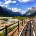 """Inaugurata la nuova ciclabile del Piave, 220 km di turismo """"slow"""" a impatto zero"""