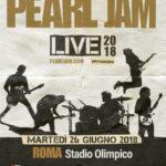 Musica: Pearl Jam a Roma, grande gruppo e grande spettacolo