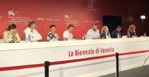 Conferenza stampa. Mostra D'Arte Cinematografica Venezia 75°