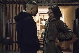 Alessandro Borghi e Jasmine Trinca nel film