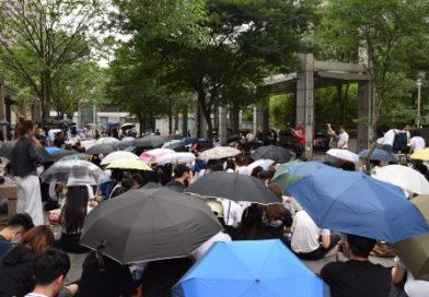 Hong Kong e la protesta dei giovani: no all'estradizione in Cina