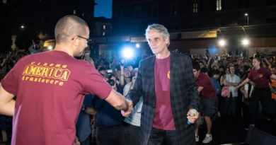 La maglietta dei Ragazzi del Cinema America e il risveglio della Roma antifascista