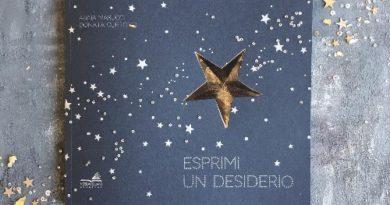 """Libri: """"Esprimi un desiderio"""", l'albo illustrato per chi non ha paura di sognare"""