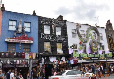 Londra, il fascino multietnico e vintage del quartiere Camden Town