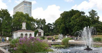 Londra, a spasso per Hyde Park