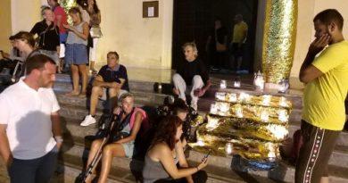 Migranti, il Forum Lampedusa Solidale e quelle notti sul sagrato della chiesa