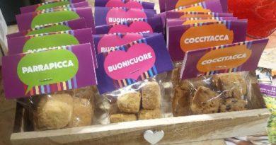 """I biscotti """"Cotti in fragranza"""" dei ragazzi del carcere minorile di Palermo al Sicily fest di Londra"""