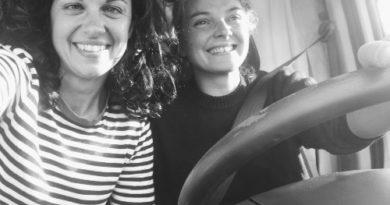 Due amiche e un van. Viaggio on the road dalla Sicilia a Roma nell'Italia che innova e riparte