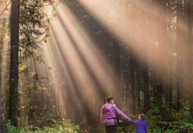 Dopo il lockdown aiutiamo i nostri figli a recuperare il contatto con la natura
