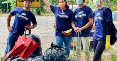 """Covid-19, mascherine e guanti: Plastic free, """"un vero disastro ambientale"""""""