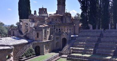 La Scarzuola di Tomaso Buzzi, luogo di arte e magia fuori dal tempo