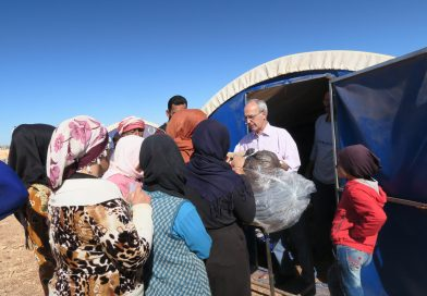 Nabil Antaki, medico e volontario ad Aleppo. Porta la speranza tra i poveri